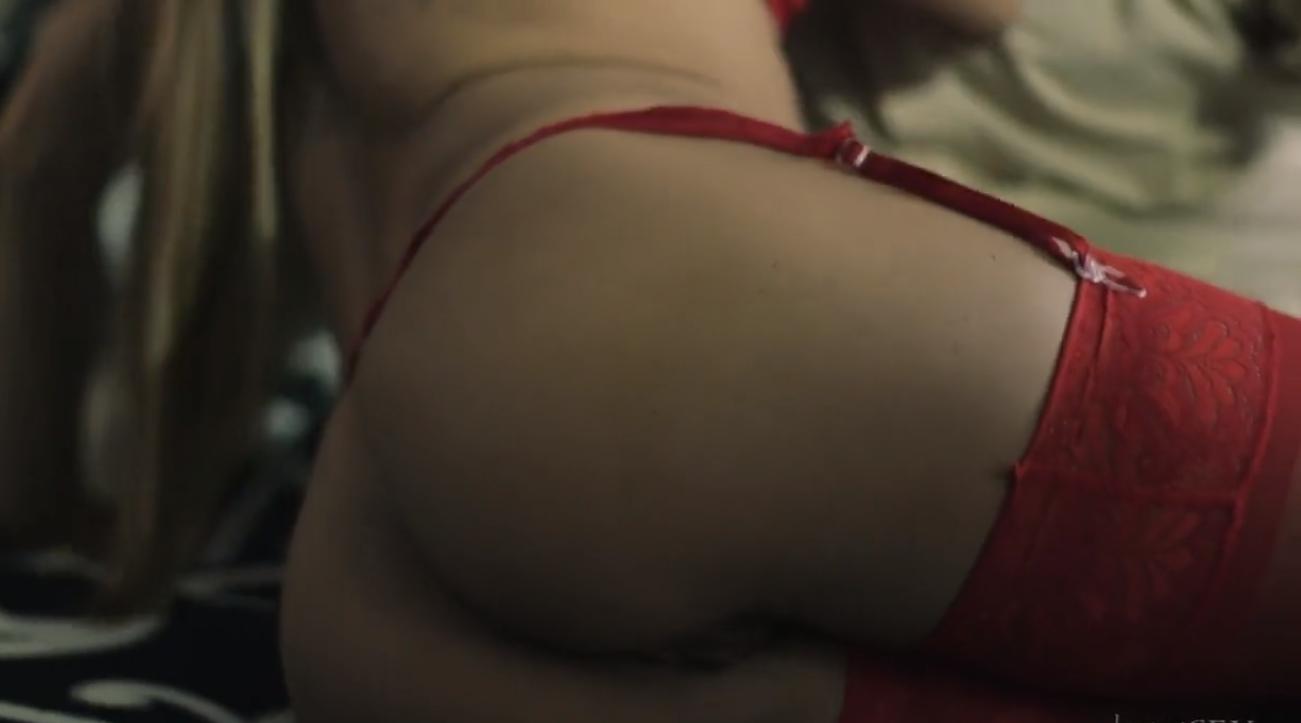 hot little ass